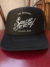Sailor Jerry Liquor promo Baseball Cap Hat  bar alcohol NEW