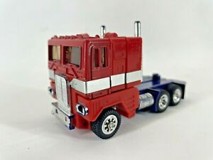 G1 Transformers Optimus Prime 1984 Cab Only Hasbro Autobot No Hands Vintage