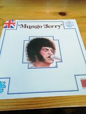 Mungo Jerry-The Pye History of British Pop Music-Vinyl LP-Pye records-VG