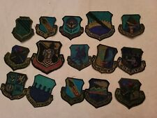 15-USAF WING  PATCHES NEW ---SEE STORE WE HAVE A TON USAF ITEMS