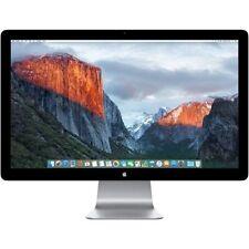 Apple Thunderbolt Display Computer Monitors