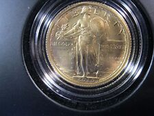 2016 W 1/4 OUNCE LIBERTY STANDING GOLD COMM
