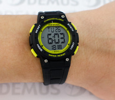Timex Marathon Digital Rubber Strap Yellow TW5K84900 Watch