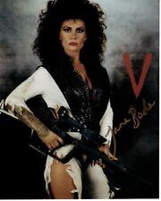 JANE BADLER Signed V DIANA Photo w/ Hologram COA