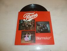 "THE KIDS FROM FAME - Starmaker - 1982 UK 2-track 7"" Vinyl Single"