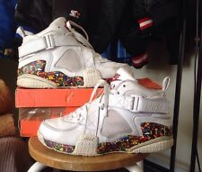 Nike air raid white urban jungle - 2008 - 9US - 42.5