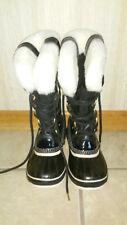 Womens Sorel Joan of Arctic Shearling Waterproof Boots Size 6 - NEW