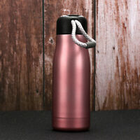 450ml Stainless Steel Mug Vacuum Cup Thermos Coffee Intelligent Temperature US