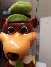 Pelham puppets  Yogi bear original  box