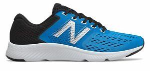 New Balance Men's DRFT Shoes Blue with Black