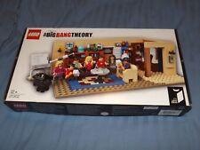 Lego 21302 The Big Bang Theory - Nuevo Caja Sellada Menta