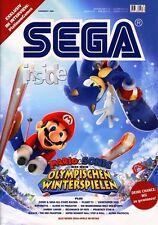 SEGA Inside - Prospekt Ad Brochure Prospectus Sonderheft 2009 TOPP 36 Seiten