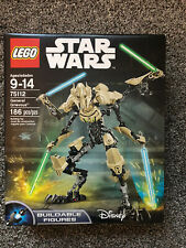 New ListingLego Star Wars Buildable Figures General Grievous (75112)