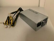 Antminer APW3++ PSU 1600W,110/220V  Power Supply for S9, etc. USED - WORKING