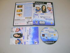 SINGSTAR COUNTRY (Playstation 2 PS2) Complete
