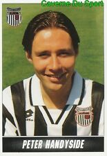 088 PETER HANDYSIDE SCOTLAND GRIMSBY TOWN.FC STICKER 1ST DIVISION 1997 PANINI