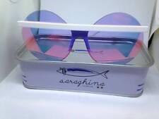 SARAGHINA PRINCE 2 BUBBLES occhiali da sole rotondi sunglasses made in Italy
