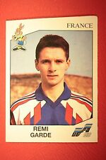 Panini EURO 92 N. 58 FRANCE GARDE NEW WITH BLACK BACK TOP MINT!!