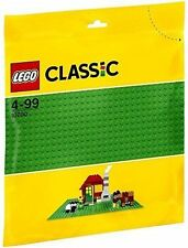 Green Classic LEGO Complete Sets & Packs