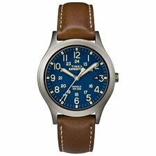 Timex Corporation Unisex ExpEd. Scout Leather Strap- Pick SZ/Color.
