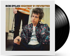 Bob Dylan LP Highway 61 Revisited 180 Gram Legacy Edn Heavyweight Vinyl 2015