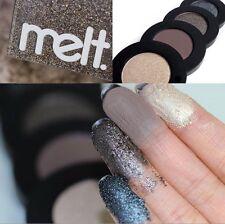 THE GUN METAL STACK - Melt Cosmetics Eyeshadow Stack NIB & Authentic