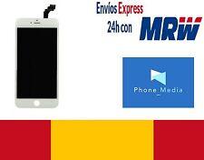 Pantalla repuesto para Iphone 6+ plus blanca LCD 100% original máxima calidad