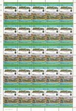 1908 Bavarian Class S 3/6 (DRG 18.4) Germany Train 50-Stamp Sheet /LOCO 100 LOTW