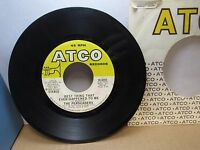 Old 45 RPM Record - Atco 45-6956 - Persuaders - Best Thing That Ever Happened to