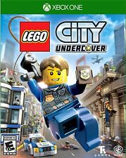 LEGO City Undercover (Microsoft Xbox One, 2017)
