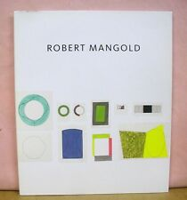 Robert Mangold - Drawings and works on paper 1965-2008 essay by Robert Storr
