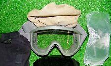 Revision Military Desert Locust Ballistic Goggle Kit US Military Issue Green