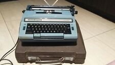 Vintage Smith Corona Sterling Cartridge electric typewriter with case