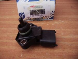 Air Intake Oxygen Sensor fits Fiat Ducato Iveco Daily Land Rover 99455421 New