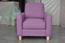 Portia Armchair in Turin Heather Lilac Purple RRP £450 Price Band B Brand New