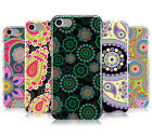 VARIOUS PAISLEY PATTERN DESIGN PRINT MOBILE PHONE CASE COVER FOR APPLE IPHONE 7