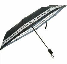 DKNY Black Automatic Up Umbrella