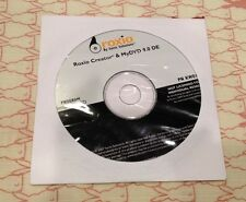 Roxio by Sonic Solutions, Roxio Creator & My DVD 9.0 DE