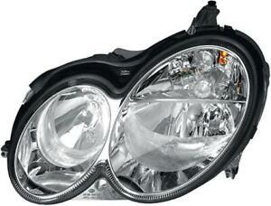 HEADLIGHT FRONT LAMP HELLA 1DB007 988-191