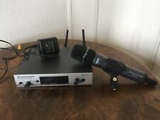 Sennheiser ew300 g3, C-BAND, 734-776 MHz, Avec NT, AT, MICRO e835 & Support