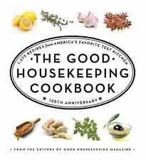 The Good Housekeeping Cookbook: 1,275 Recipes from America's Favorite Test Kitc