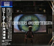 ROGER WATERS-AMUSED TO DEATH-JAPAN BLU-SPEC CD2 F56