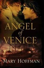 The Angel of Venice-ExLibrary