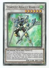 Stardust Assault Warrior CT15-EN008 Ultra Rare Yu-Gi-Oh Card Limited Edition