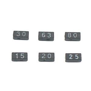 10pcs KOA Micro Chip Fuse CCP CCP2B SMD SMT 1206 1.5A 2A 2.5A 3A 6.3A 8A 24V