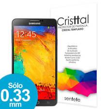 Sentete® Samsung Galaxy Note 3 Protector de Pantalla de Cristal Templado PREMIUM