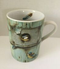 Hallmark Marjolein Bastin Coffee Tea Mug Natures Sketchbook