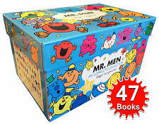 Mr Men My Complete Collection 47 Books Box Gift Set Roger Hargreaves NEW Egmont