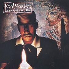 Kool Moe Dee : Funke Funke Wisdom CD