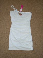 NEW Party One Shoulder Dress Size UK 8-10